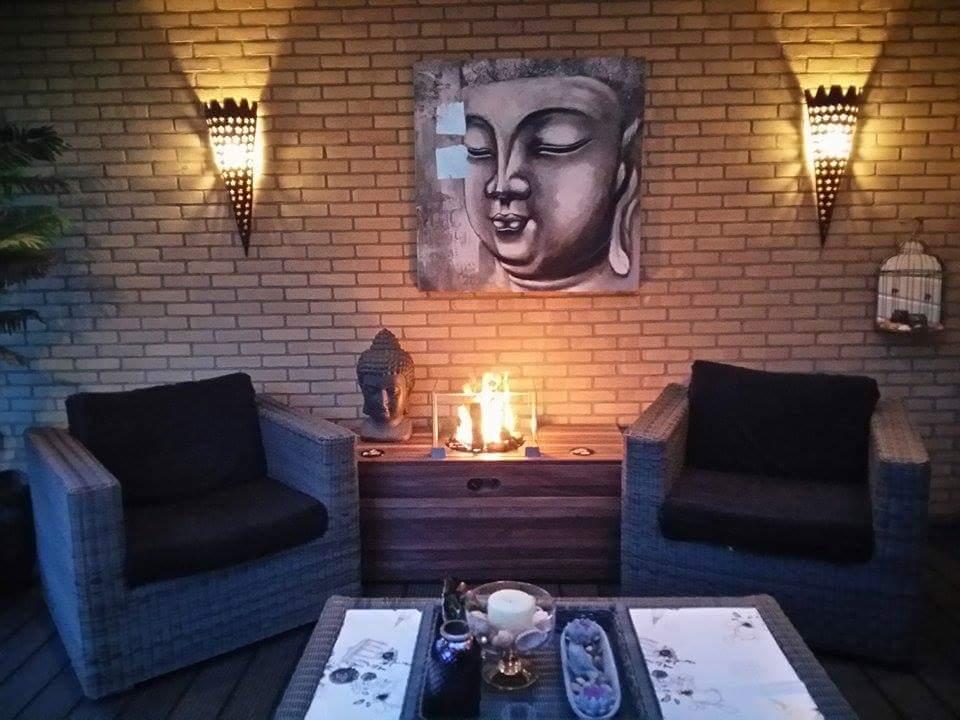 2 Vivencia Vuur Lounge Padoek