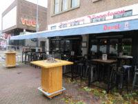 Vuurtafels Eetcafe